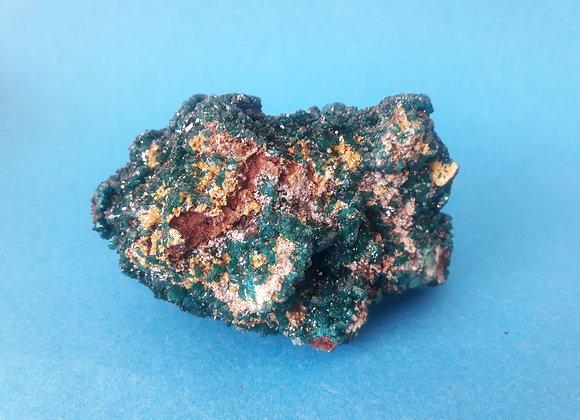 Dioptase /Mimetite/Cerusite