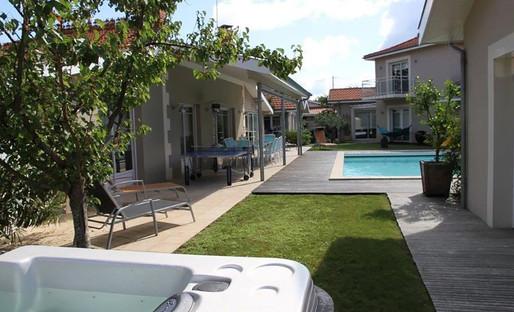 Jacuzzi - piscine