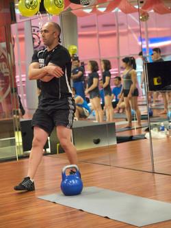 KetFit coaching Gold's Gym City Walk