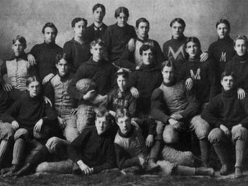 1897 Madison (8-2-1) - National Champions