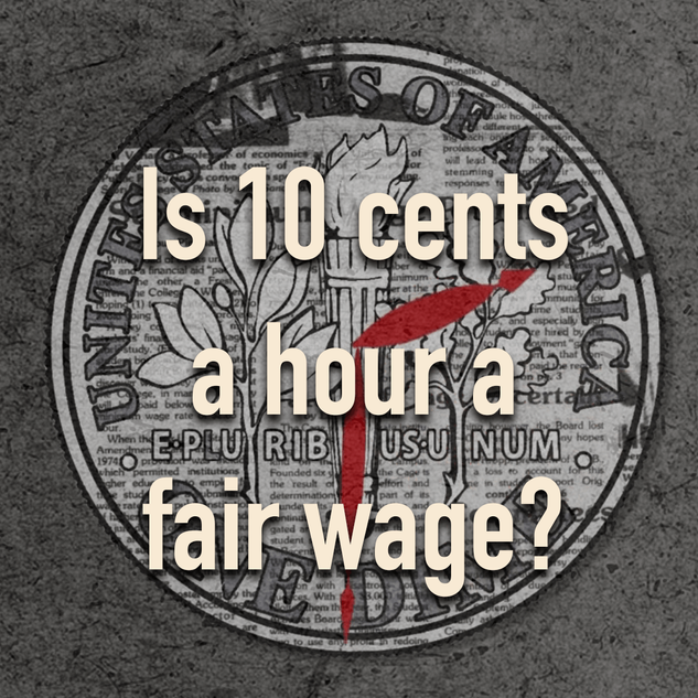 Is 10 cents a hour a fair wage?