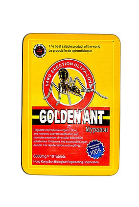 GOLDEN ANT TABLET