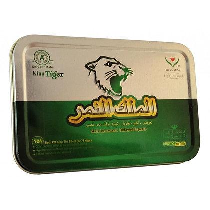 King Tiger 600mg Tablet 10 nos x 1 Box