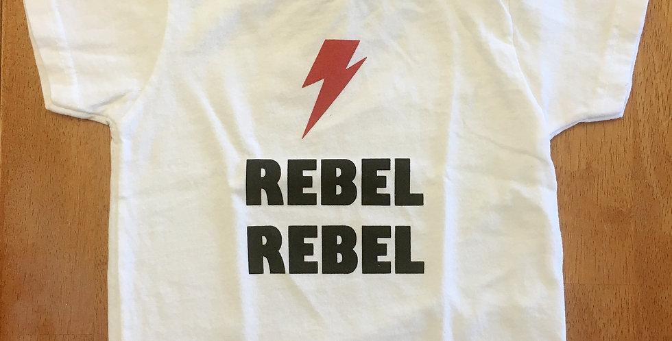 "Bowie ""Rebel Rebel"" Child's Tee"