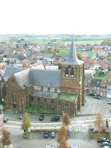 Toerisme : Kerk van Zichem