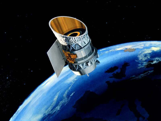 The breakdown service for satellites in space