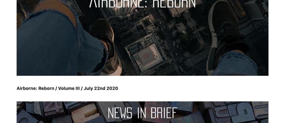 AIRBORNE: REBORN - VOL III
