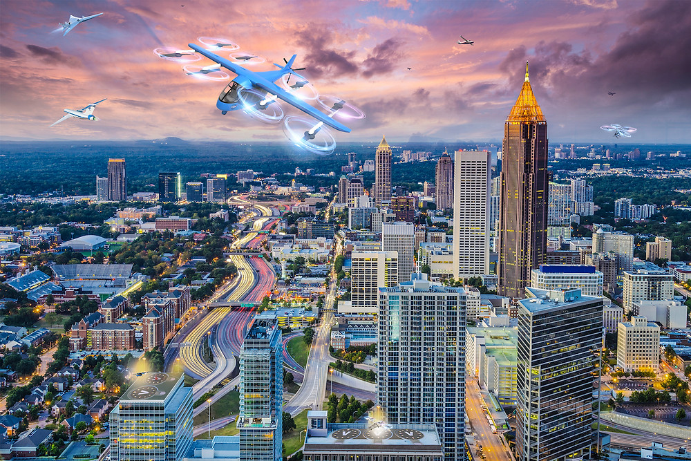 NASA Urban Air Mobility - Osinto Aerospace Intelligence