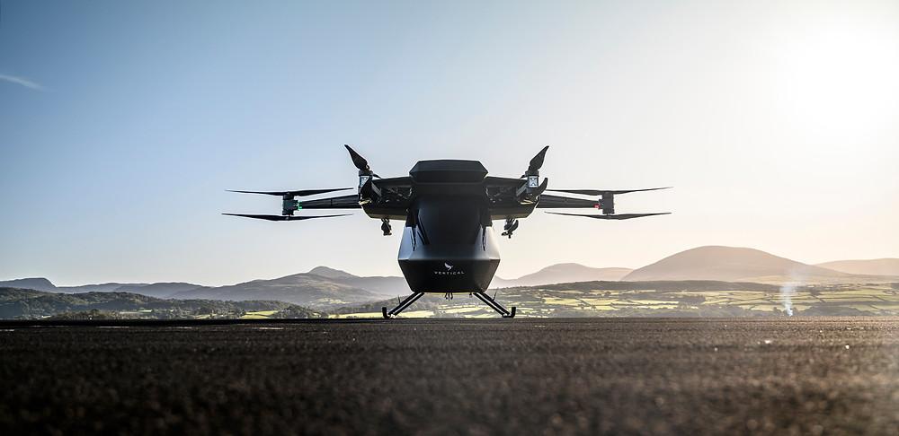 Vertical Aerospace Seraph prototype - Osinto Aerospace Intelligence