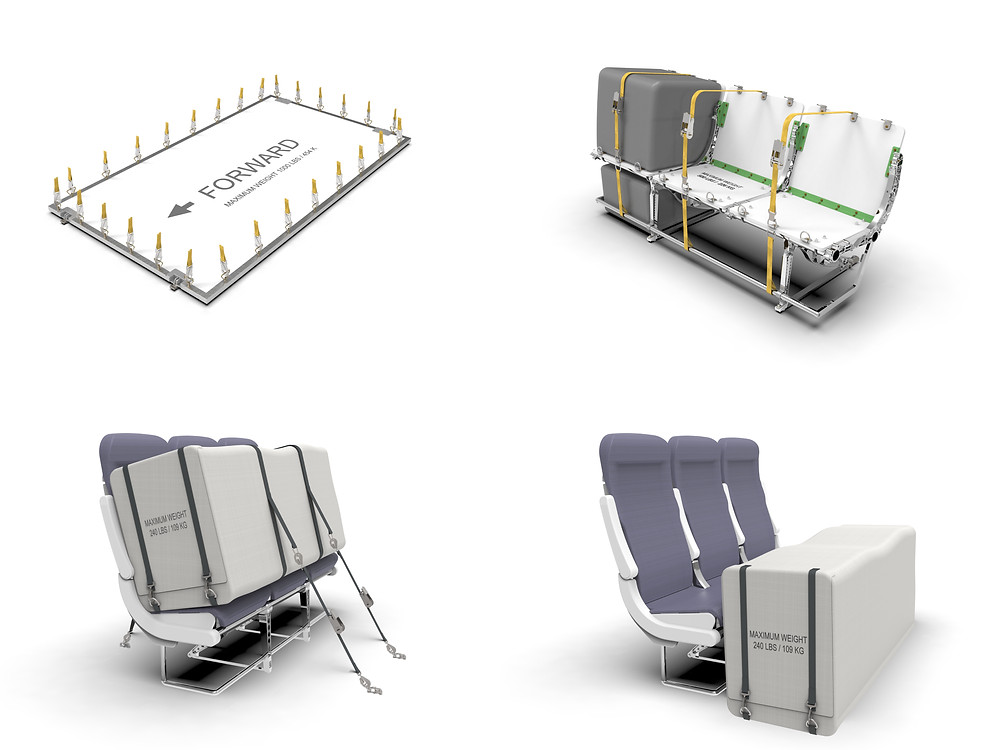 HAECO Cabin Cargo Solution - Osinto aviation aerospace intelligence