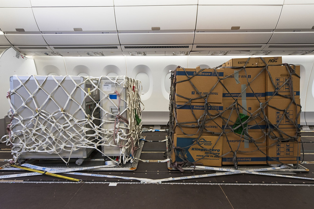 Airbus Passnger Cabin to Cargo reconfiguration - Osinto Aviation Aerospace intelligence