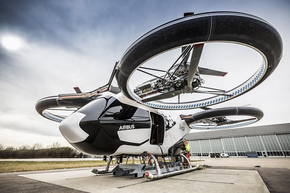 CityAirbus Ingolstadt - Osinto Aerospace Intelligence
