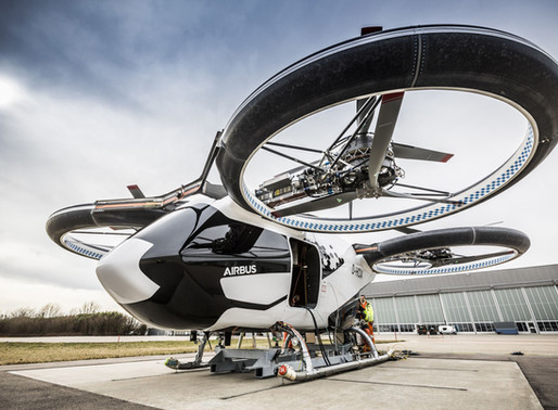 What's Airbus up to in eVTOL and autonomous flight post-Vahana?