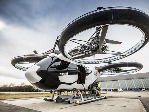 WHAT'S AIRBUS UP TO IN EVTOL AND AUTONOMOUS FLIGHT, POST VAHANA?