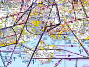 Solent airspace Isle of Wight coronavirus drone delivery trial - Osinto aviation aerospace intelligence