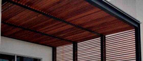 VIGA HUECA (BARROTE) 6x4CM