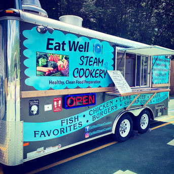 Eat Well Steam Cookery