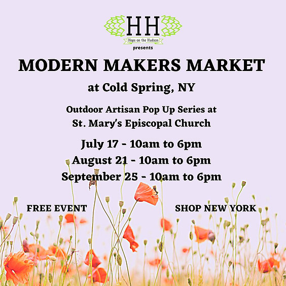 Modern Makers Market