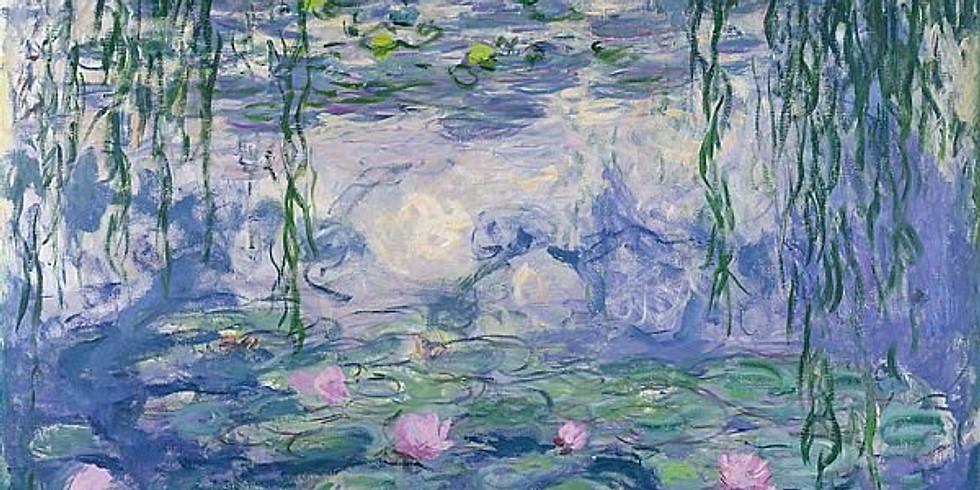 Les Nymphéas, le rêve tourmenté de  Claude Monet