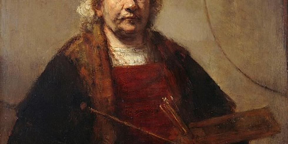 Rembrandt, l'ombre et la lumière