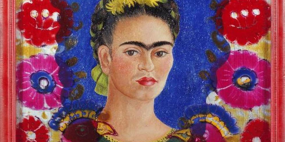 Frida Kahlo, un ruban autour d'une bombe