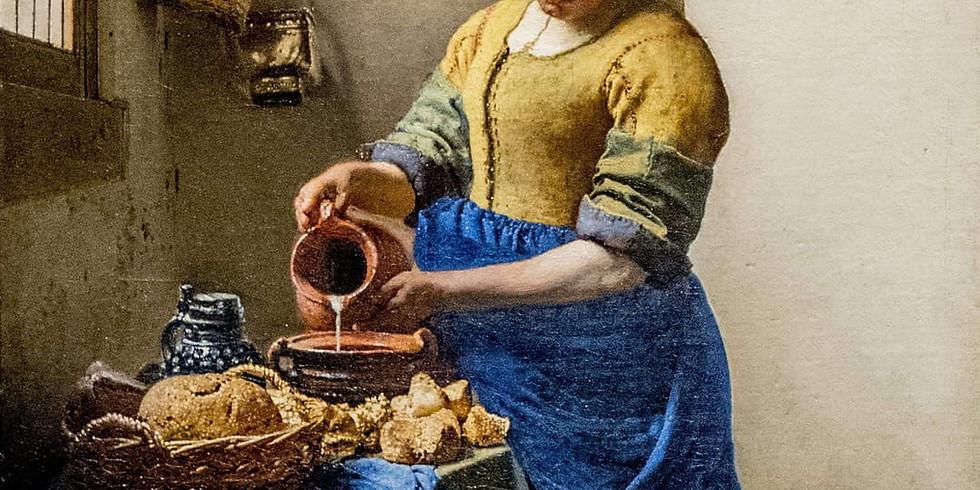 Vermeer, peindre le silence
