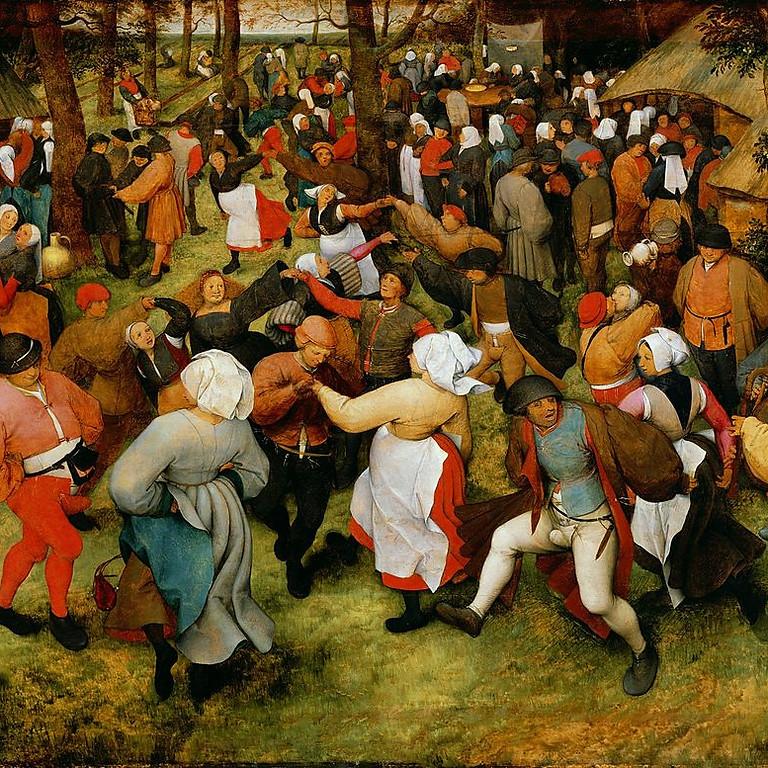 Pieter Brueghel et la peinture flamande du 16ème siècle