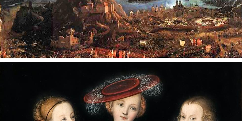 Une autre Renaissance : l'Allemagne (Cranach, Holbein, Altdorfer)