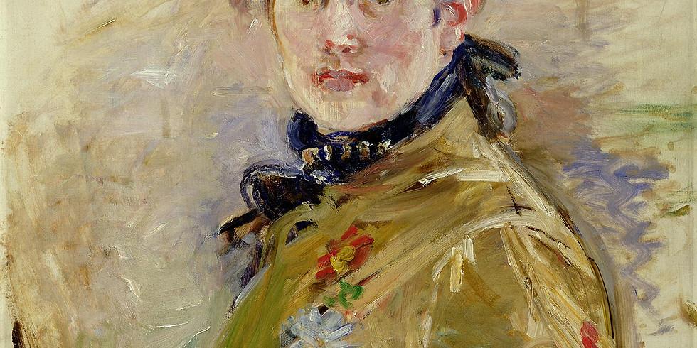Berthe Morisot, l'ange de l'inachevé
