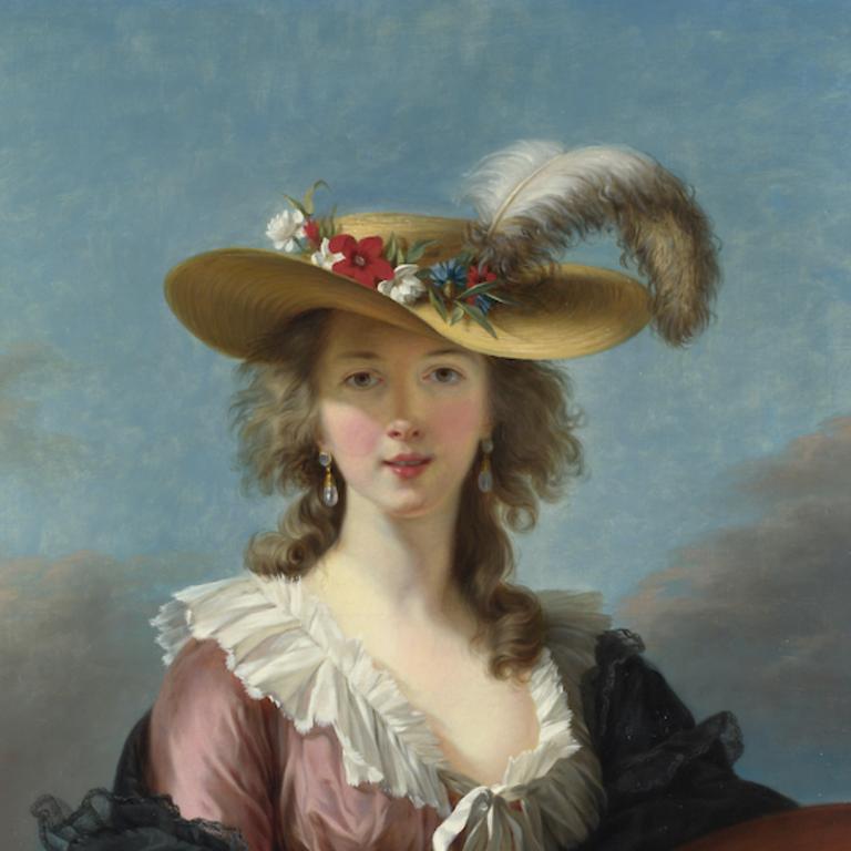 Elisabeth Vigée Le Brun, le charme du pinceau