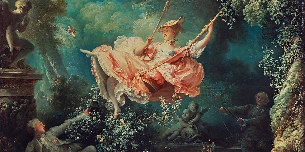 Fragonard, l'amoureux libertin