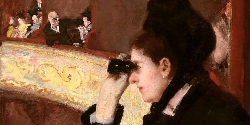 Mary Cassatt, américaine et impressionniste