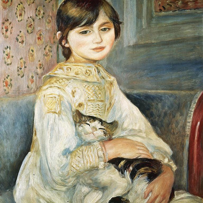Julie Manet, la mémoire de l'impressionnisme - L'exposition chez vous !
