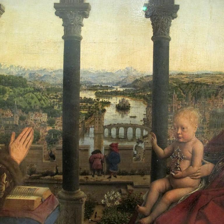 Jan Van Eyck et les Primitifs flamands
