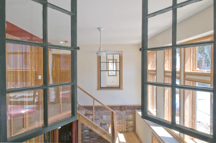 Windows for basement living