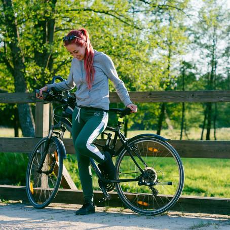 10 powodów, dla których warto jeździć rowerem.