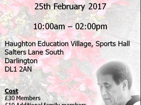 UK Mudo Academy Seminar - UPDATED