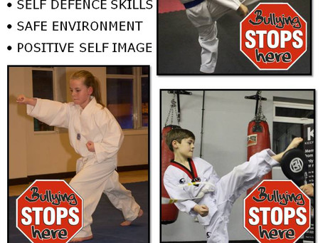 Martial Arts Against Bullying Campaign