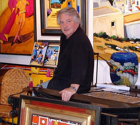 Quilici - Artiste peintre - Provence, Marseille, Corse