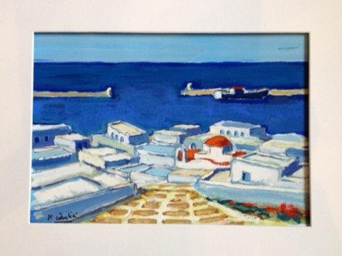 Mykonos-Grèce