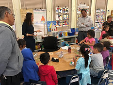 Pre-K Open House and Tours!