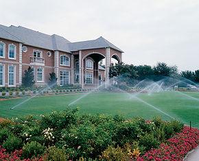 Lawn Irrigation Design