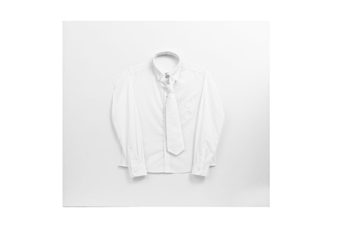 An Exausted Worker's Shirt