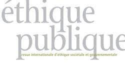 Éthique publique et patrimoine vol. 19 (2)