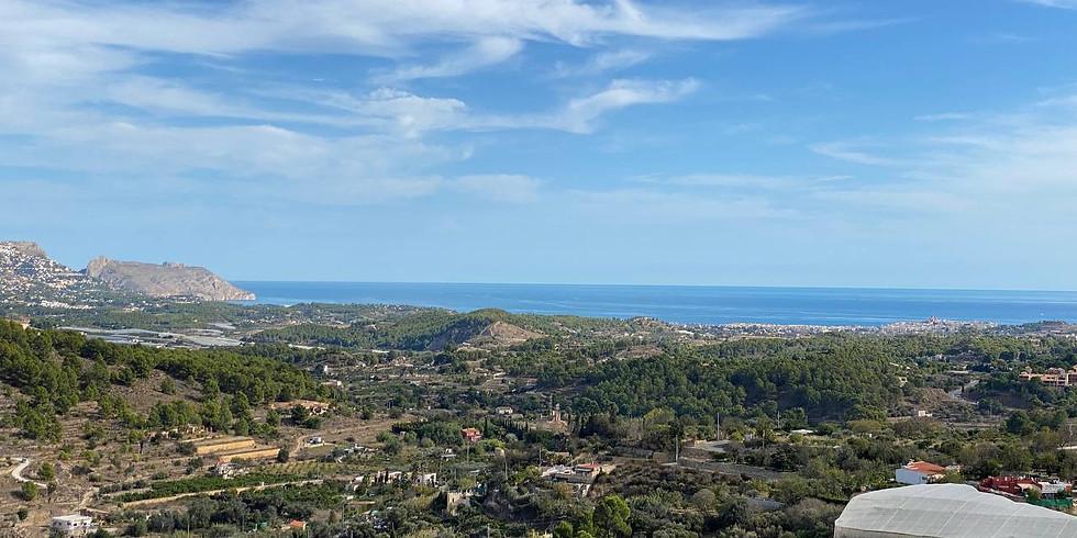 1 Week Spanish south coast