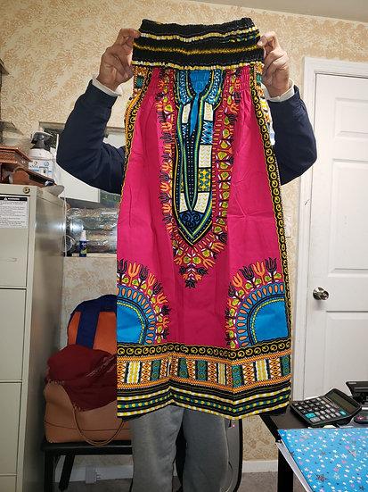 Assorted African/Ankara Prints Skirts