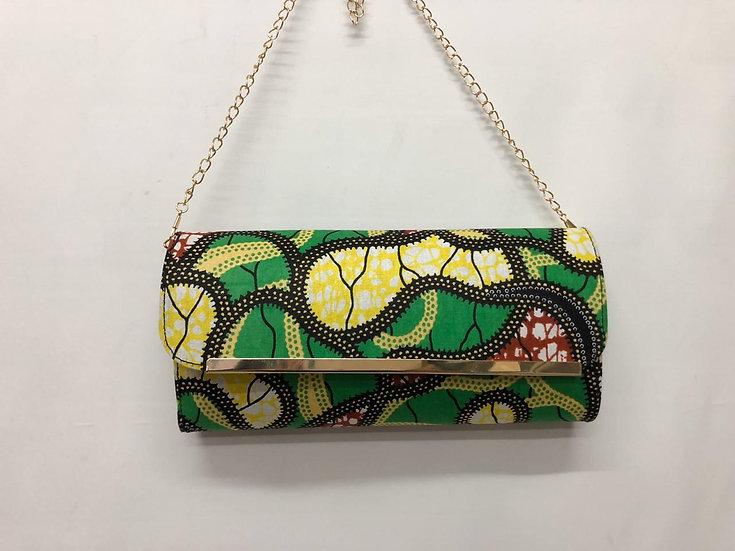 Assorted African/Ankara Print Hand Bags
