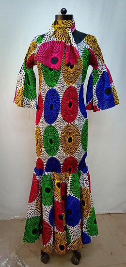 Assorted African/Ankara Print Dresses