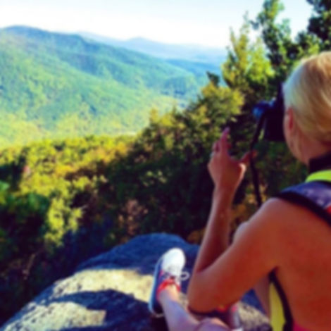 Hiking and Photography in Shenandoah National Park