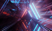 3d-rendering-futuristic-background-with-